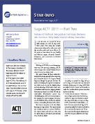 October 2010 ACT Newsletter on Introducing Sage's ACT! 2011 Part 2