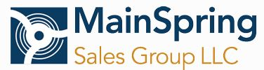 Main Spring Sales Logo - Your Sales Should Run Like Clockwork