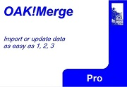 OAK!Merge Data inport export utility for ACT